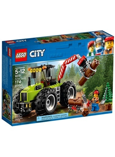 Lego LEGO City Great Vehicles Forest Tractor Renkli